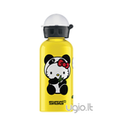 Gertuvė SIGG Hello Kitty Panda Yellow, 0,4 l