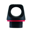 Kamštelis SIGG Screw Top Black/Red, 1 vnt.