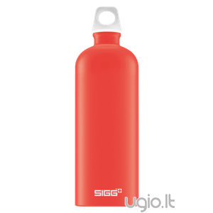 Gertuvė SIGG Lucid Scarlet Touch 1,0 l