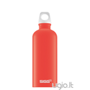 Gertuvė SIGG Lucid Scarlet Touch, 0,6 l