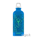 Gertuvė SIGG Florid Electric Blue Touch, 0,6 l